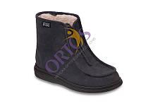 Ортопедические ботинки для диабетической стопы, натуральный мех Dr Orto 996 D 008