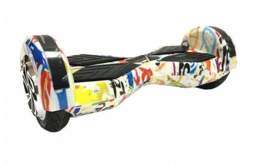 """Гироборд Smart Balance Wheel 8"""" Led, Bluetooth (Гироскутер)"""