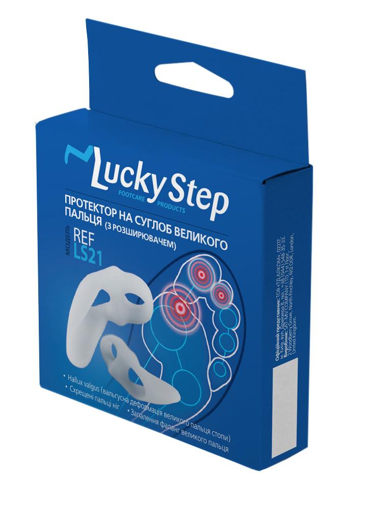 Протектор на сустав большого пальца (с расширителем) Lucky Step LS21