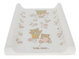 Пеленатор Tega MS-009 TEDDY BEAR белый