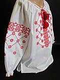 Вышитые сорочки с орнаментом для девочек., фото 3