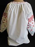 Вышитые сорочки с орнаментом для девочек., фото 5