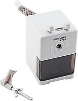 Механическая точилка для карандашей buromax bm.4786 на струбцине