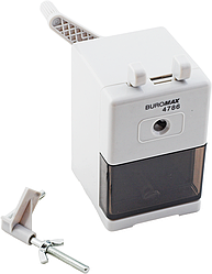 Точилка механическая на струбцине buromax bm.4786 большая