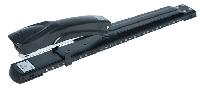 Удлиненный металлический степлер buromax bm.4252 на 20 листов (скобы №24; 26)