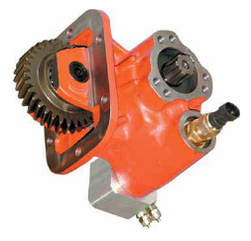 Коробка отбора мощности с вакуумным управлением 72-380-134 FOTON