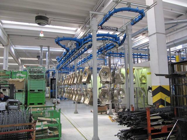 Завод McCulloch в США 3