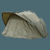 CZ Carp Expedition Bivvy 3+1, 390x330x165cm (Карповая палатка,10000мм-водная шкала, удобное размещение для 4-х рыбаков, варьируемый вход, со съемным