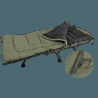 Extreme Sleeping Bag  (Спальный мешок для экстремальных условий, раскрывается как одеяло, по бокам молнии, оснащен специальной лентой для крепления к