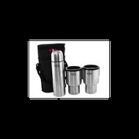 ThermoBottle & Mug Set, 3pcs (Набор в чехле: термос 0,5л + две чашки)