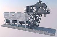 Стаціонарний бетонний завод MRM 60C