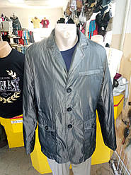 Куртка мужская демисезонная классическая BLACK CYCLONE