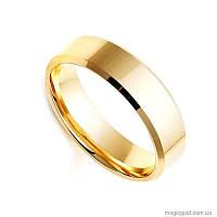 Золотые обручальные кольца Европейка 2.47, 18.5