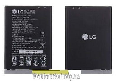 Акумулятор BL-45B1F для LG Stylus 2 K520, V10 H900, H901, H960A...original 3000 mAh