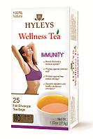 Средство для оздоровления Hyleys Wellness Tea Immunity