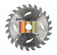 Диск пильный для древесины Spitce 190/30, 24T