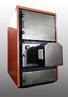 Пеллетный котел Тирас 260 кВт с автоматической загрузкой топлива
