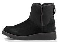 Женские зимние угги UGG Australia Kristin Classic Boots Black (Угги УГГ Австралия) черные