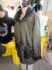 Куртка женская батальная демисезонная ANASTASIA, фото 3