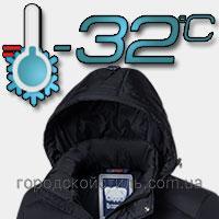 Температурный режим до -32°C