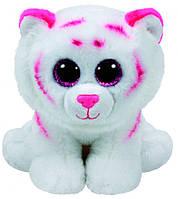 Тигренок Tabor, мягкая игрушка 25 см, Beanie Babies, TY