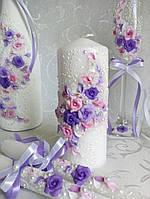 Свадебные свечи Новинка