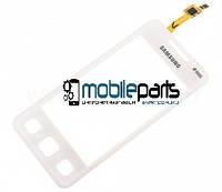 Оригинальный Сенсор (Тачскрин) для Samsung C6712 (Белый)