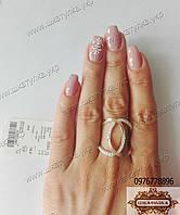 Серебряное кольцо 0063.10