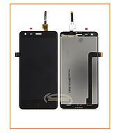 Дисплей  Xiaomi Redmi 2 с сенсором (тачскрином) Black Original