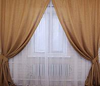 Комплект готовых штор не дорого в магазине, фото 1