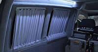 Автошторы. Шторки на микроавтобус Ford Connect – Форд Конект