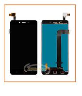 Дисплей Xiaomi Redmi Note 2 с сенсором Black