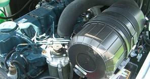 Дизельный погрузчик Cesab-Toyota E 250, фото 3
