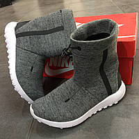 БОТИНКИ WMNS NIKE TECH FLEECE MID 789837-001