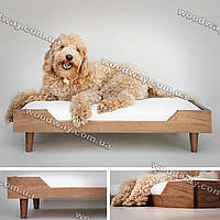 Элитный деревянный лежак