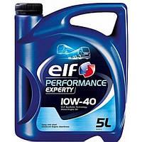 Моторное масло Elf PERFORMANCE Experty 10w40 5л