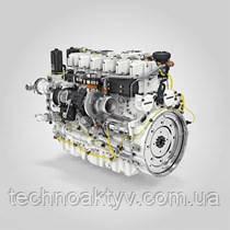Дизельный двигатель Liebherr D936 A7