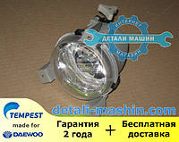 Фара противотуманная левая Матиз 01- (TEMPEST) DAEWOO Matiz 01 19-54860015B3