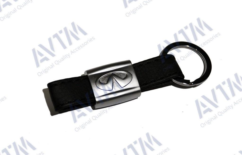 Брелок для ключей INFINITI (кожа)