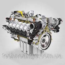 Дизельный двигатель Liebherr D9512 A7
