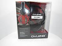 Наушники с микрофоном OVLENG OV-F8 MV