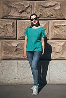 Блузка с коротким рукавом Lullababe изумруд , фото 1