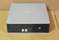 Фирменный компьютер HP dc7800 бу