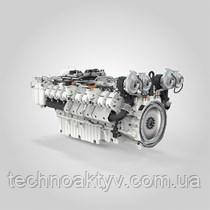 Дизельный двигатель LiebherrD9620
