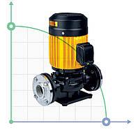 Насос циркуляционный центробежный для отопления JL 100-10