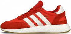 Женские кроссовки Adidas Iniki Boost Bright Red