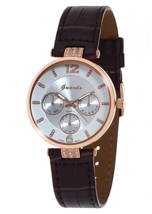 Женские наручные часы Guardo 01409 RgWBr