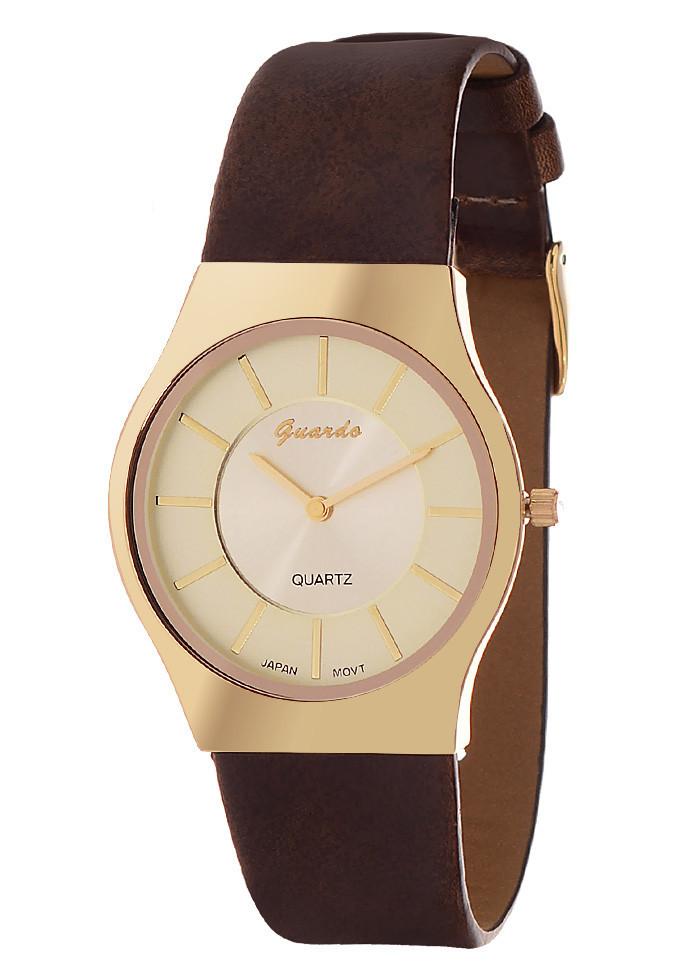 Жіночі наручні годинники Guardo 02768 GGBr