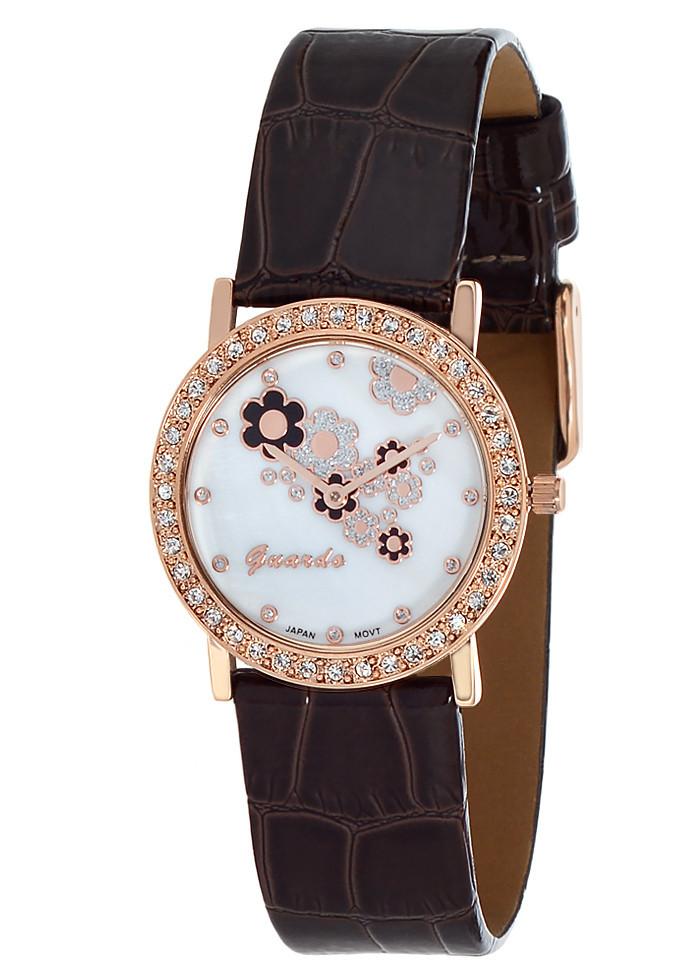 Женские наручные часы Guardo 03424 Rg2WBr