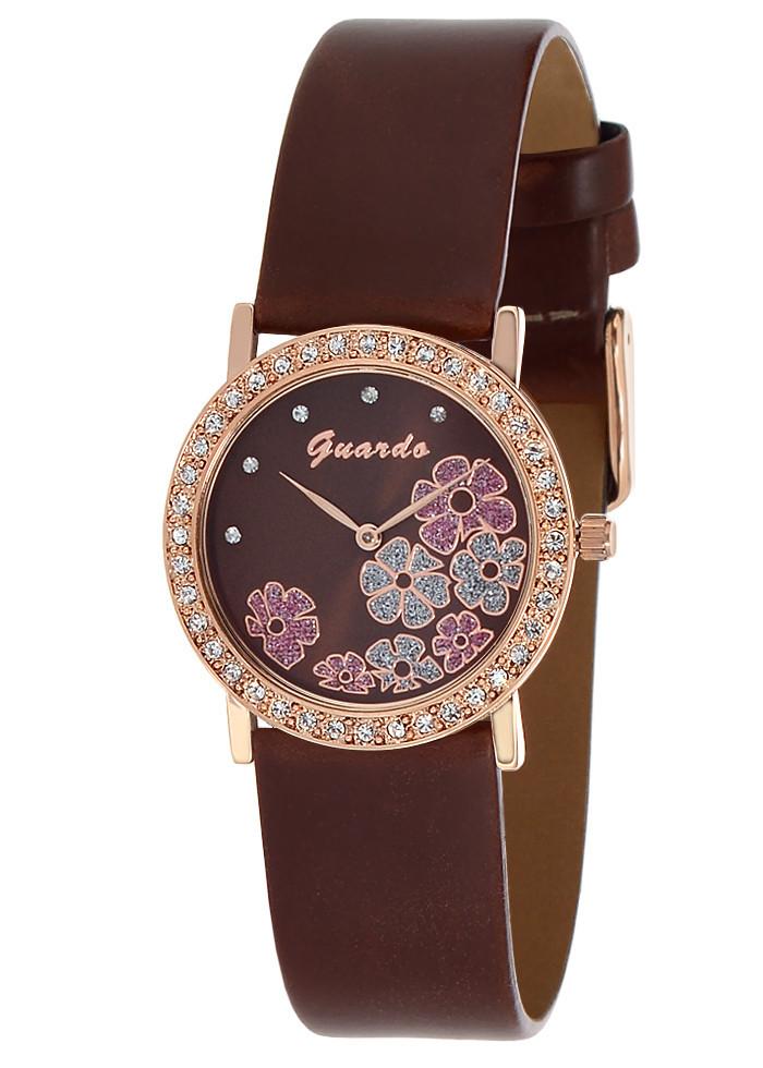 Женские наручные часы Guardo 03424 Rg4BrBr